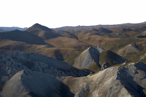 Image with sky removed